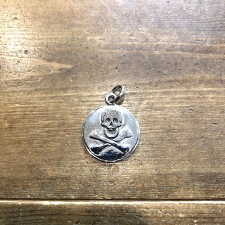 skull pendant top(Jolly Roger)