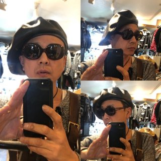 <img class='new_mark_img1' src='https://img.shop-pro.jp/img/new/icons59.gif' style='border:none;display:inline;margin:0px;padding:0px;width:auto;' />Leather beret