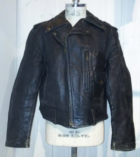 50's Hercules D pocket Double Riders Jacket