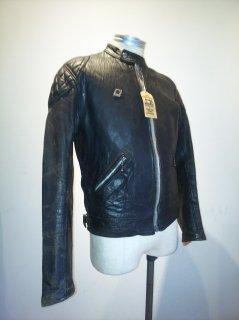 70's Highwayman Leather Jacket