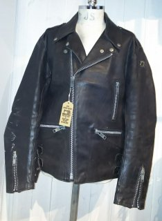70's TT LEATHERS Double Riders Jacket