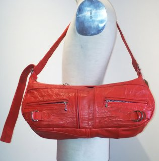 Leather Riders Remake Bag(RED)