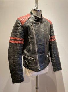 70`s 2Tone Leather Jacket MONZA Type