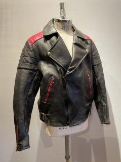80's 2Tone Double PVC Jacket