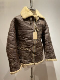 B-3 Sheepskin Flight jacket