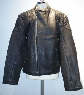 70's CANADA Leather Jacket MONZA Type