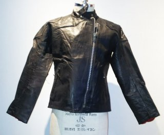 70's Ladies Leather Jacket MONZA Type