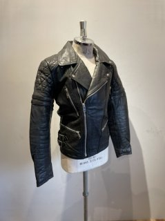 70's MQP Double riders jacket