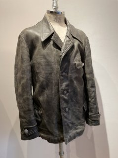 40's U-boat Jacket Remake