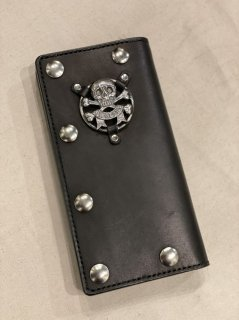 NEON Leather Garment Tracker OR GLORY Wallet