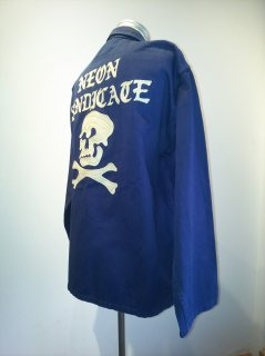 NEON Syndicate Embroidery Work Jacket (GIACCA)