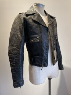 40's Harley Davidson Riders Leather Jacket Cycle Champ