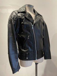 70's SPEEDMAN Leather Jacket