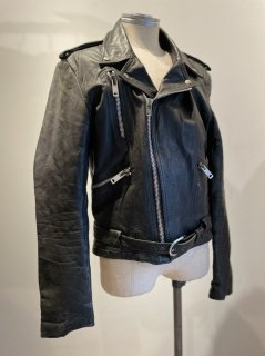 80's KETT Riders Leather Jacket