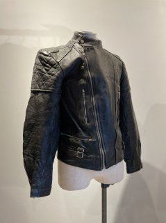 80's Leather Jacket MONZA Type