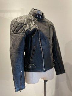 80's Leather Jacket MONZA Type SUZUKI