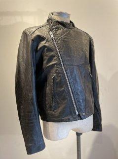 Wool Skins Leather Jacket MONZA Type