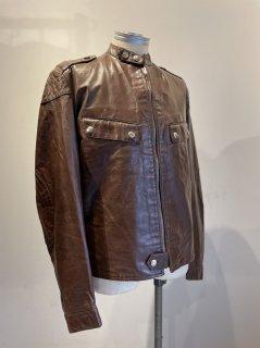 GALA Single Leather Jacket
