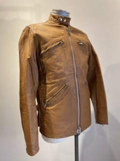 70's CANADA Auclair Leather Jacket