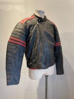 70's 2Tone Leather Jacket MONZA Type