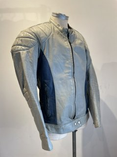 80's Performance leathers 2Tone Leather Jacket MONZA Type