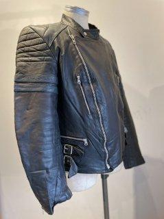 80's 2Tone Leather Jacket MONZA Type