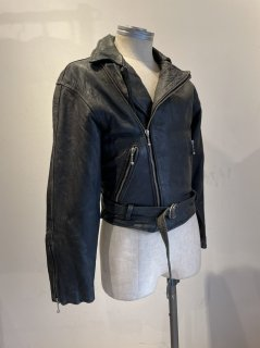 80's Sheepskin riders jacket