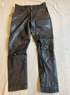 70's Leather pants