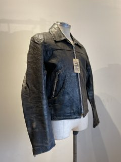 70's Belstaff Leather Jacket PLAINSMAN