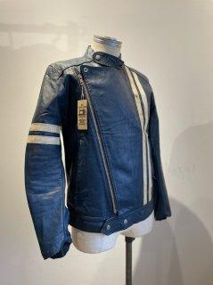 70's KERSHAW 2Tone Leather Jacket MONZA Type