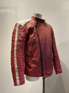 VOGUESPORT 2Tone Leather Jacket MONZA Type