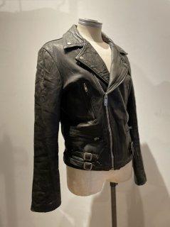 70's Fringe Riders Leather Jacket LIGHTNING Type