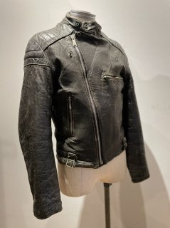 70's Leather Jacket MONZA Type