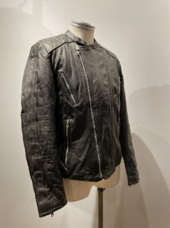 70's Leather riders jacket MONZA Type
