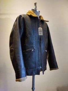 40~50's Belstaff PVC Leather Jacket
