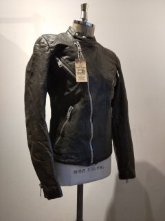 80's Leather riders jacket MONZA Type
