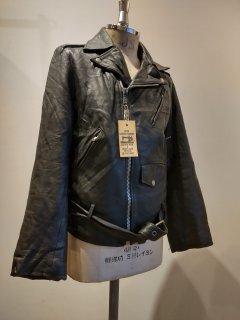80's Sheepskin Double riders jacket