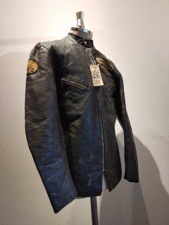70's Single Leather Jacket