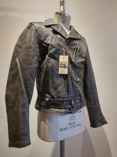 50~60's Double Riders Jacket