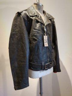 70's Sears Roebuck D pocket Leather Jacket