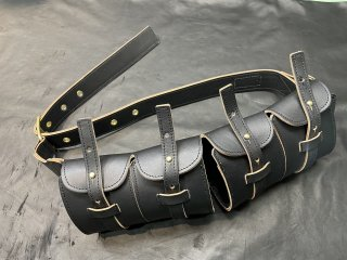 Leather CHAOS pouch part�