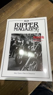 <img class='new_mark_img1' src='https://img.shop-pro.jp/img/new/icons1.gif' style='border:none;display:inline;margin:0px;padding:0px;width:auto;' />RIPPER MAGAZIN vol.17