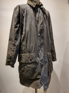 <img class='new_mark_img1' src='https://img.shop-pro.jp/img/new/icons1.gif' style='border:none;display:inline;margin:0px;padding:0px;width:auto;' />90's Barbour BORDER No.2