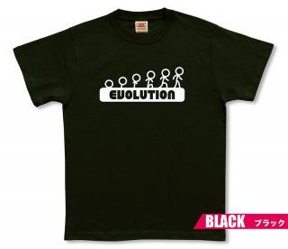 棒人類進化 Tシャツ