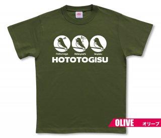 ホトトギス Tシャツ