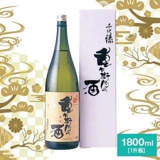 純米吟醸 重右衛門の酒 1800ml