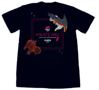 EAGLE TOKYO  GalaxyBallA&ET Pink<img class='new_mark_img2' src='https://img.shop-pro.jp/img/new/icons32.gif' style='border:none;display:inline;margin:0px;padding:0px;width:auto;' />