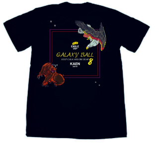 EAGLE TOKYO  GalaxyBallA&ET Yellow<img class='new_mark_img2' src='https://img.shop-pro.jp/img/new/icons32.gif' style='border:none;display:inline;margin:0px;padding:0px;width:auto;' />