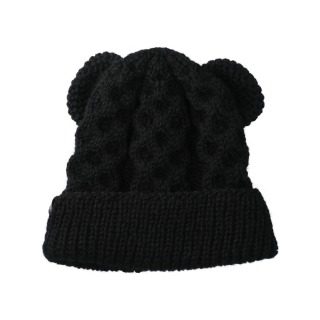 Knit Cap【BEAR EAR 】B<img class='new_mark_img2' src='https://img.shop-pro.jp/img/new/icons14.gif' style='border:none;display:inline;margin:0px;padding:0px;width:auto;' />