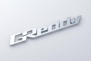 GReddy 3Dエンブレム 150×20 G-01